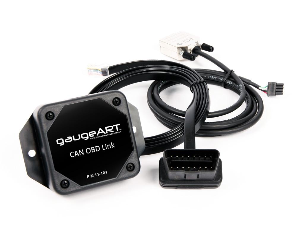gaugeART 52mm CAN Gauge – gaugeART com