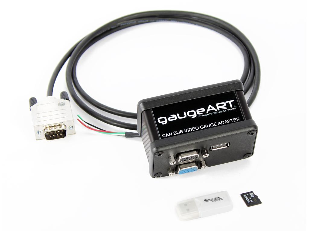 gaugeART CAN Video Gauge Adapter – gaugeART.com